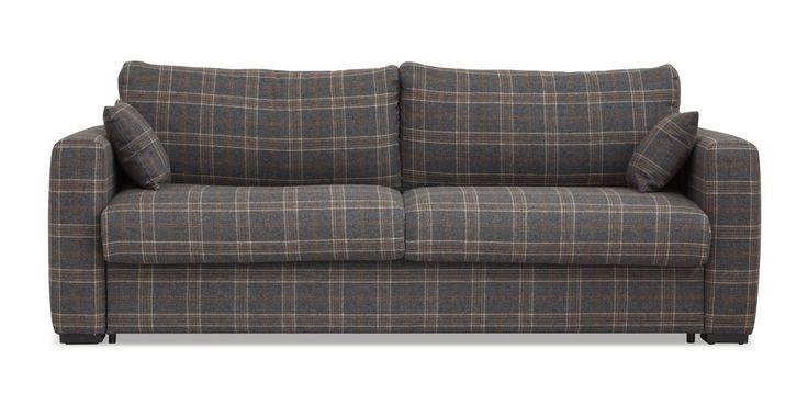 Sofabed mattress 163x196x14 cm