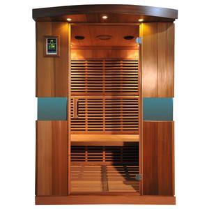 IR Bastu Trio   Ceder trä  Används av gym och spa. Anpassad för professionellt bruk. Pris 27995:- kr