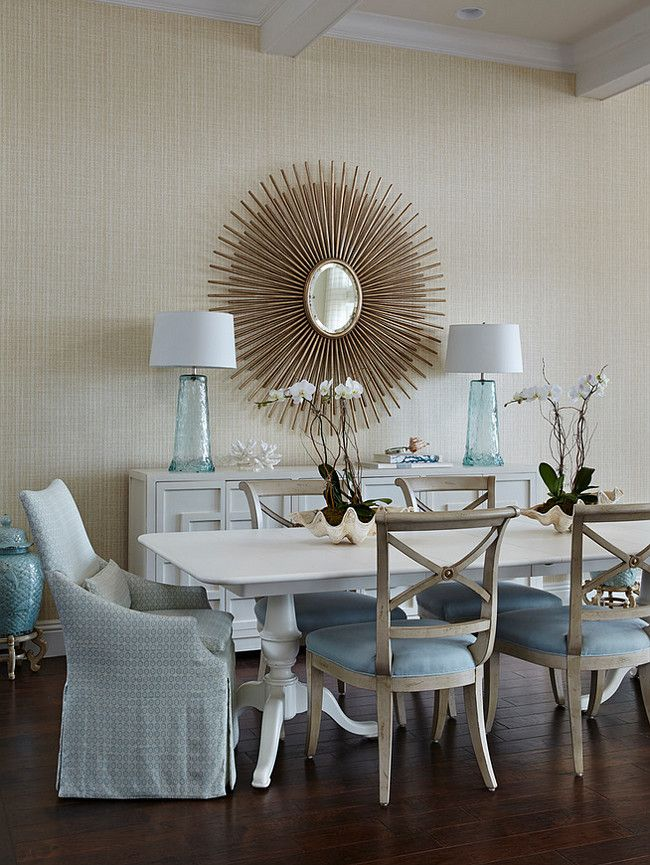Florida, Tequesta Beach House Dining Room