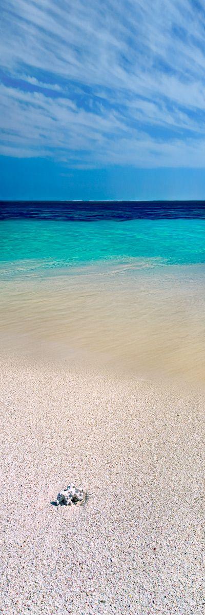 Turquoise. Cape Range NP in Western Australia