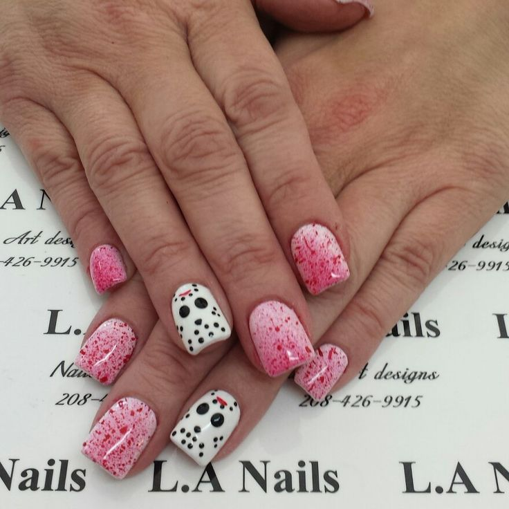 68 best Nails from L.A. Nails - Boise images on Pinterest | Blood ...