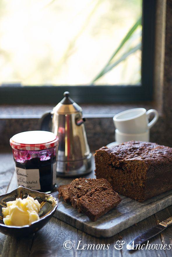 Kavring: Swedish Dark Rye Bread #wholegrain #lowfat #quickbread