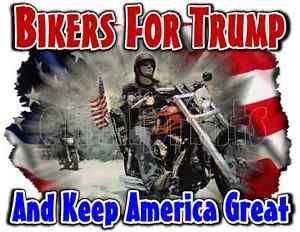 how to join bikers for trump