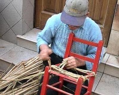 seggiaio, impagliatore di sedie (con immagini)   Sedie