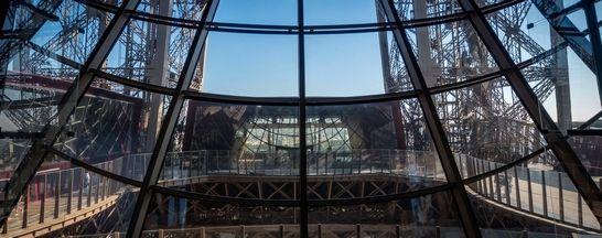 Restaurante 58 Tour Eiffel París, 1er piso de la Torre Eiffel, restaurante panorámico