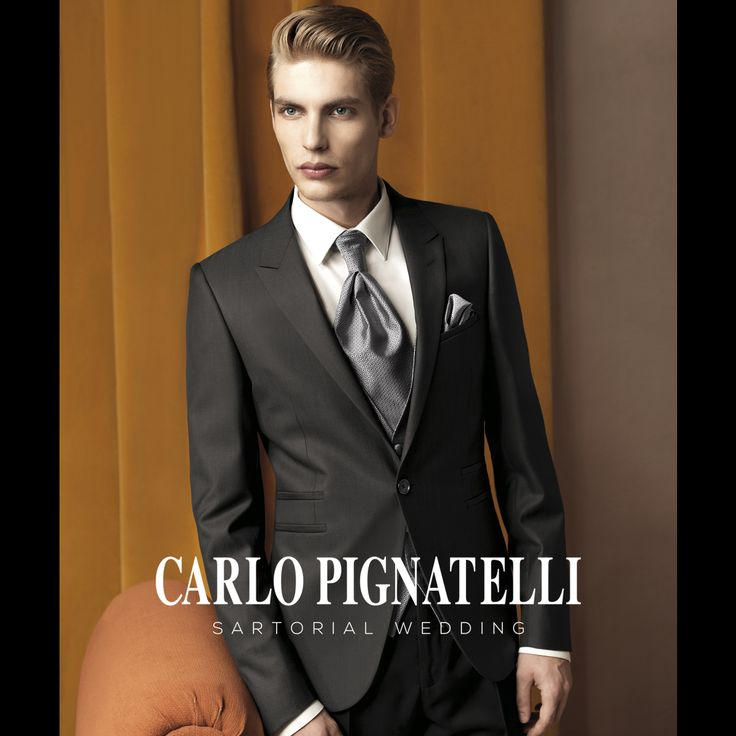 Carlo Pignatelli Sartorial Wedding A/W 2015-2016 #carlopignatelli #sartorial #wedding #uomo #man #sposo #groom #matrimonio