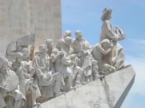 Lizbona - Pomnik Odkryć Geograficznych. Fot. RMF FM