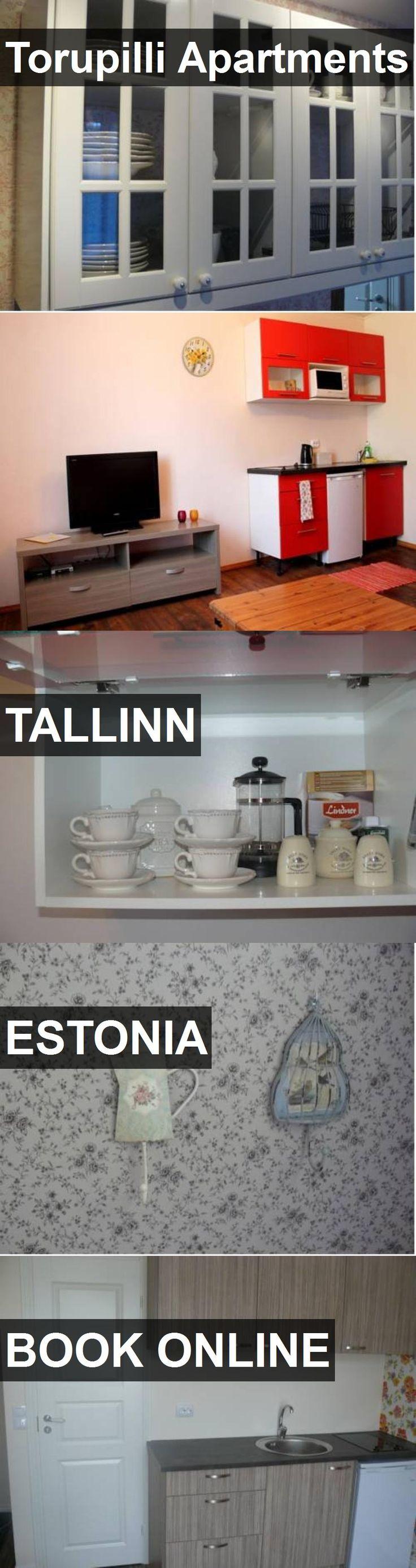 Torupilli Apartments in Tallinn, Estonia. For more information, photos, reviews and best prices please follow the link. #Estonia #Tallinn #travel #vacation #apartment