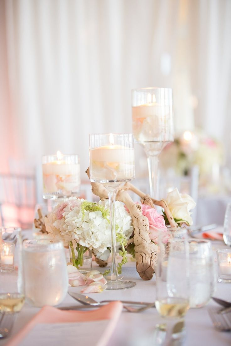 Famous Candle Centerpieces For Wedding Motif - The Wedding Ideas ...
