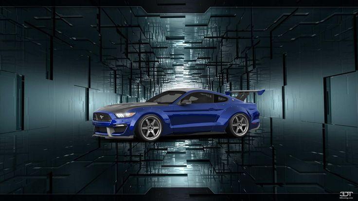 Mustang GT 2115 3DTuning