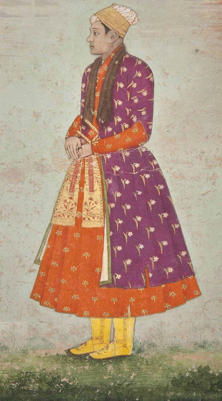 Eunuch Khawas Khan of Bahadur Shah I