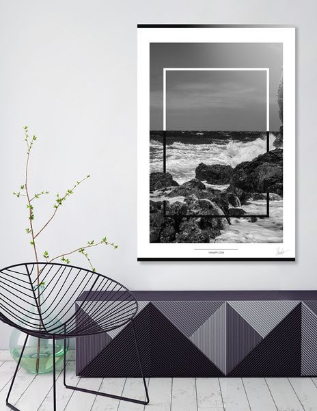 Discover «Photo Frames_5», Limited Edition Acrylic Glass Print by Siemos Yiannis - From $75 - Curioos