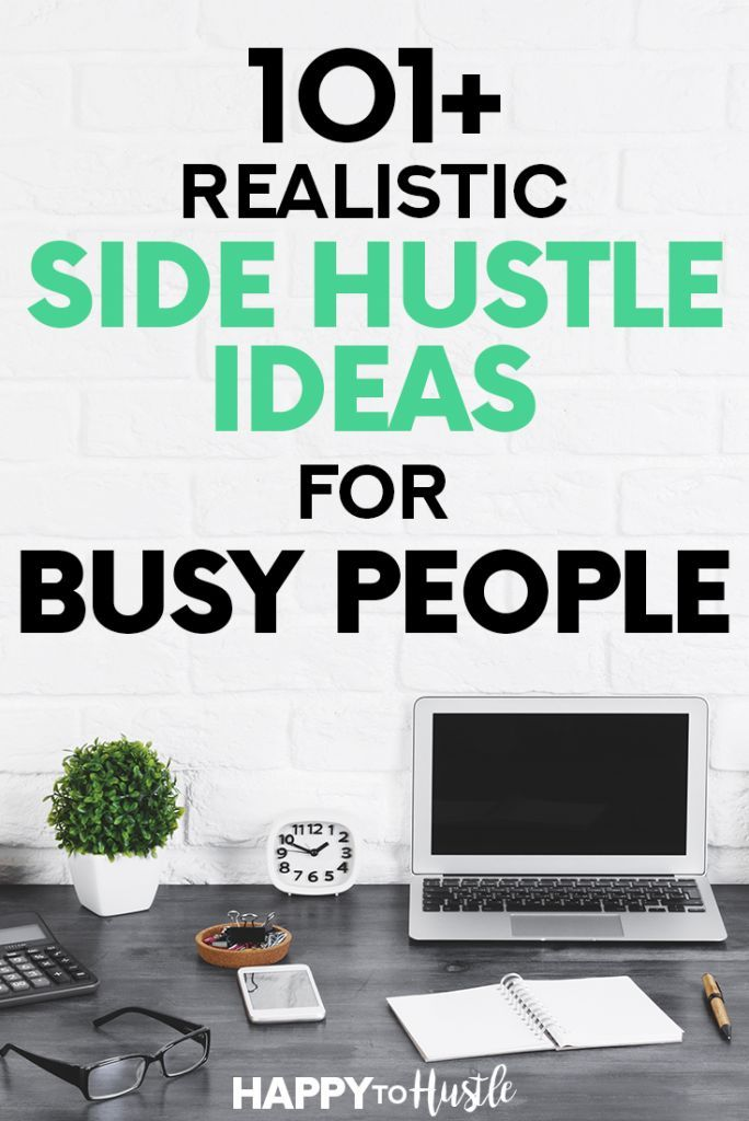 101+ Realistic Side Hustles to Make Extra Money