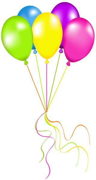 Neon Balloons PNG Picture | Beautiful Balloons | Pinterest ...