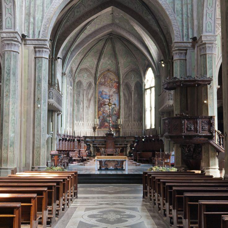 Cattedrale di Santo Stefano a Biella   Scopri di più nella sezione Itinerari del portale #cittaecattedrali