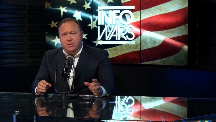 Alex Jones: The Elite Must Surrender Or Be Destroyed