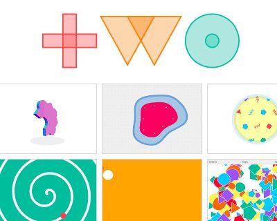 two.js – Two Dimensional Drawing Api for Web #canvas #API #graph #drawing #web #SVG #WebGL #javascript