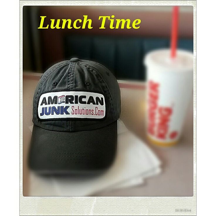 #hungry #lunch #american #junk #solutioms #trending #cool #trash #hauling #frederick #maryland #md