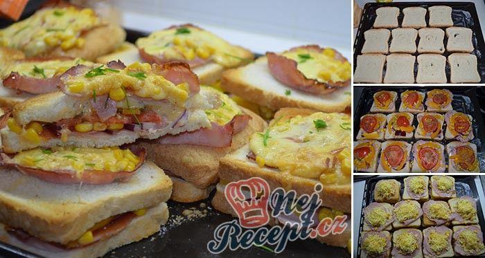 NapadyNavody.sk | 7 skvelých receptov na rýchle a jednoduché jedlá z toastového chleba