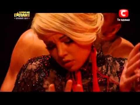 Ukraine got talent FINAL Strip dance. New incredible performantse from Anastasia Sokolova