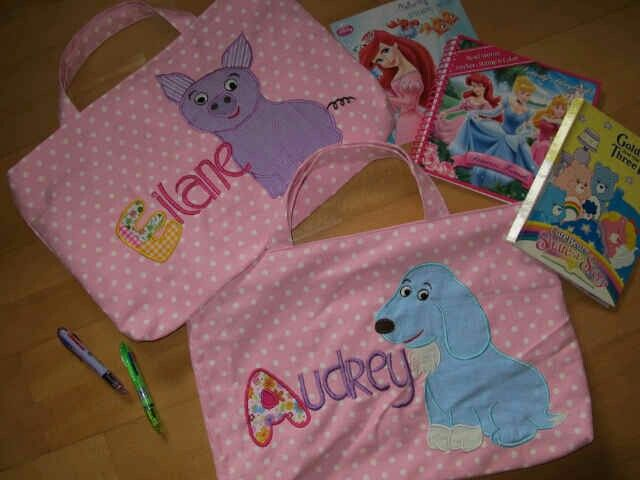Canvas Bag for your sweety little one