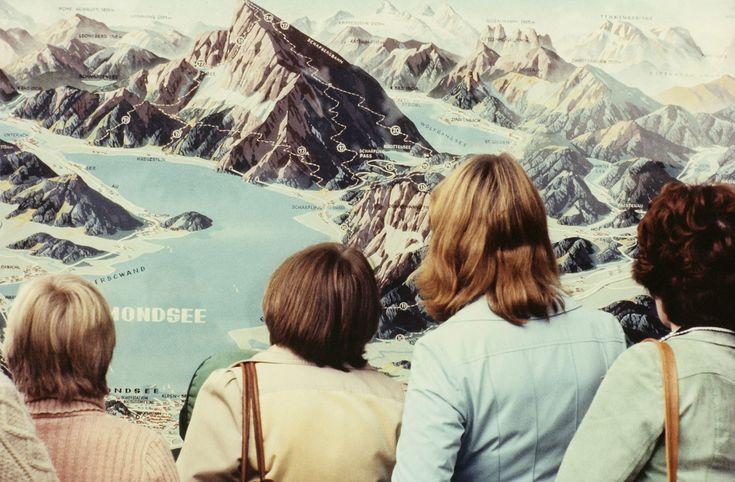 luigi ghirri - salzburg 1977