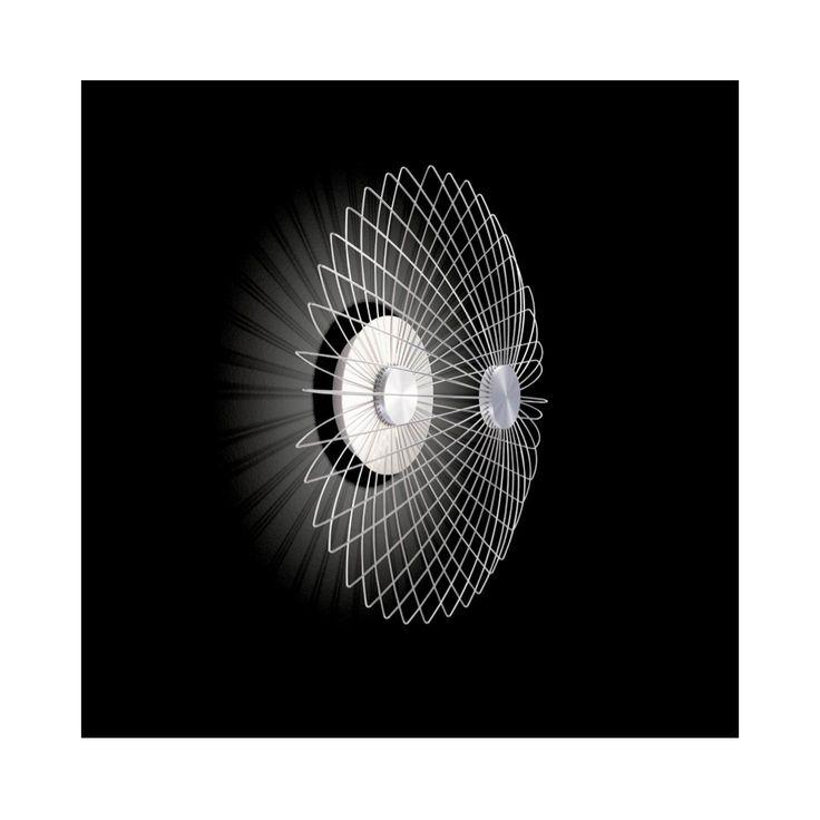 Spectacular Grossmann Lighting Faye LED Dimmable Wall u Ceiling Light in Aluminium