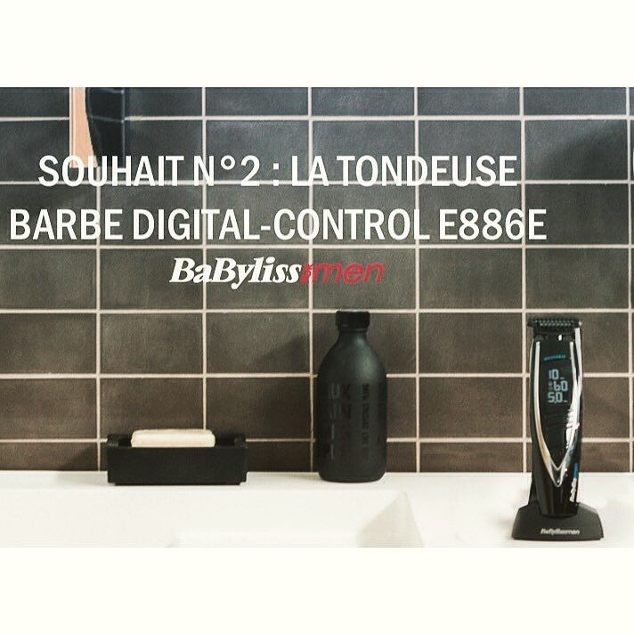 Votre objet du désir pour Noël ? La tondeuse barbe Digital Control E886E pour une belle barbe au poil !  #style #beardgrooming #hommeabarbe #styles #mensgrooming #menstyles #beardgang #perfection #barberlife #barber #bigbeard #corps #tondeuse #body #masculin #menwithbeard #getbearded #beardofinstagram #styleoftheday #barbe #beardlife #barbergrade #mensessentials #trimmer #beauté #soin #menandtheirbeards #babylissformen #gift #noel by babyliss_for_men