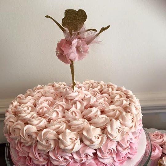Best 25 ballerina birthday cakes ideas on pinterest for Ballerina cake decoration