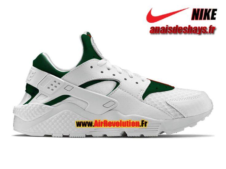 save off 9c835 31973 Boutique Officiel Nike Air Huarache X Gucci Homme BlancVert gorgeRouge  sportifBrun léger 705008-111iD  anaisdeshays.fr  Pinterest  Marrons  clairs, ...