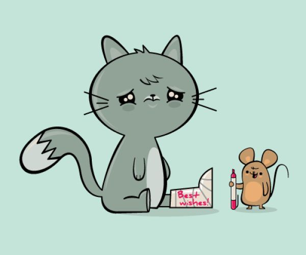 Cool cute drawings the cutest drawings ever 16 pics for Fun to draw cat