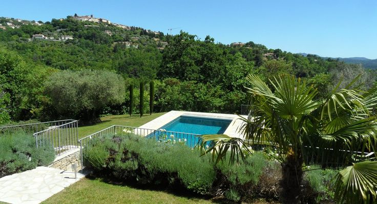 Rosier Callian Provence Rental View And Pool