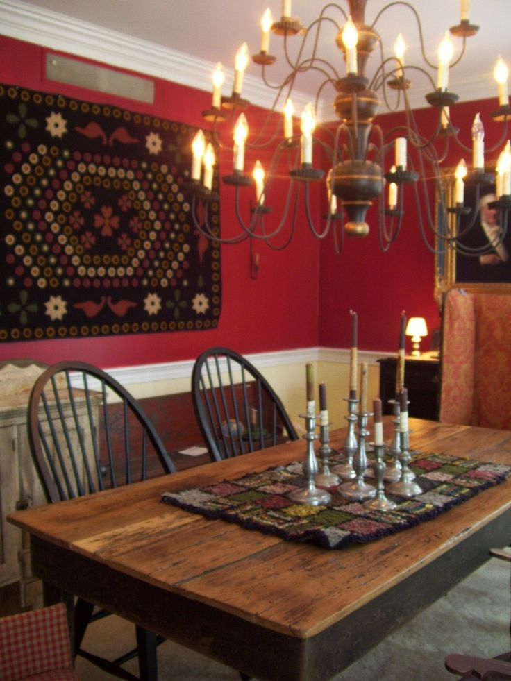 The 25+ best Primitive dining rooms ideas on Pinterest ...
