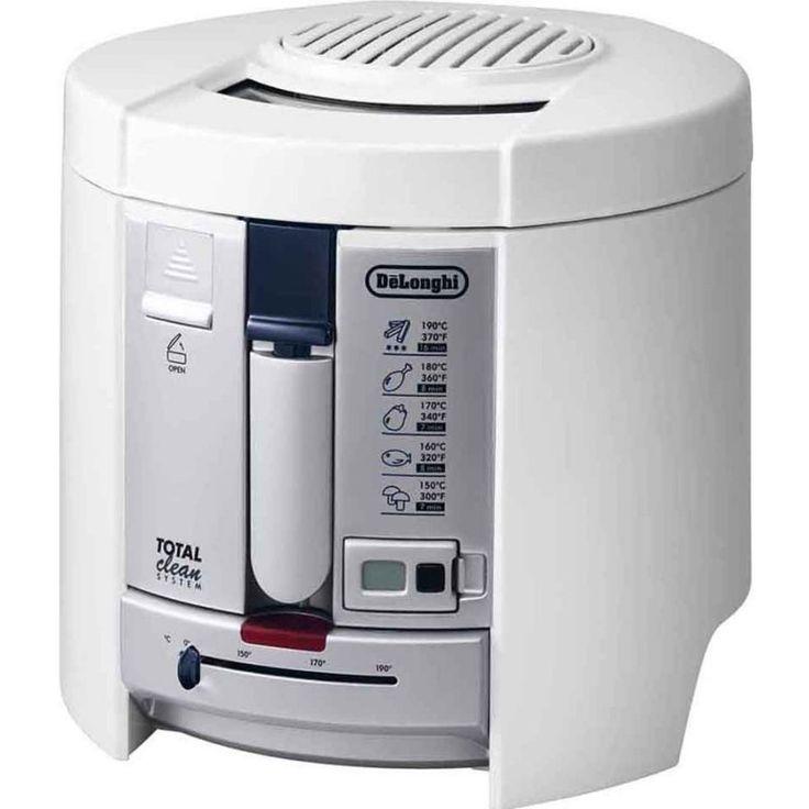 Tulajdonságok: Élelmiszer kapacitás: 1 kg Olaj kapacitás: 2, 3 l Teljesítmény 1800 W Cool-touch Total Clean System (az elektromos egység eltávolítható. A tál, a kosár, a fedél és az olajsütő ...