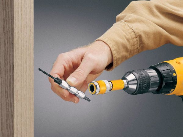 The battery-powered cordless drill/driver is by far the most popular portable power tool ever devised. To get the most out of this versatile tool, you need more than just a few screwdriver tips and drill bits. These capable add-ons are reasonably priced a