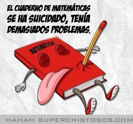 El cuaderno de matematicas