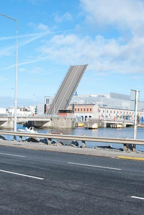 East Link Bridge Dublin