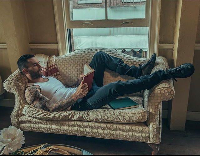 I LOVE Adam Levine & Maroon 5!!! — 50shadesofanthony:   John John 2016