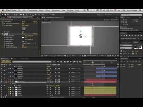 "2/24 Mega Curso After Effects en 35 horas ""Intro espectacular"" (tutorial español online) - YouTube"