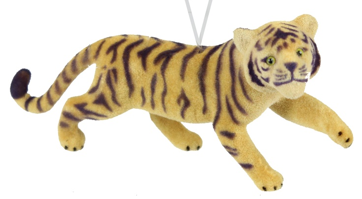 XF5044 - LSU Tiger ornament.