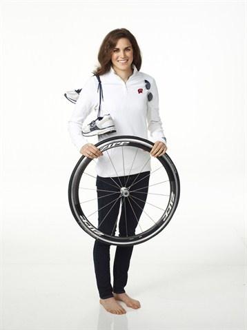 Model Olympian: Gwen Jorgensen - Triathlon Slideshows | NBC Olympics