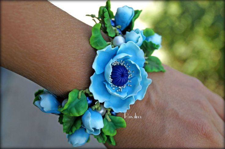 Ideas for jewelry from Rusalina