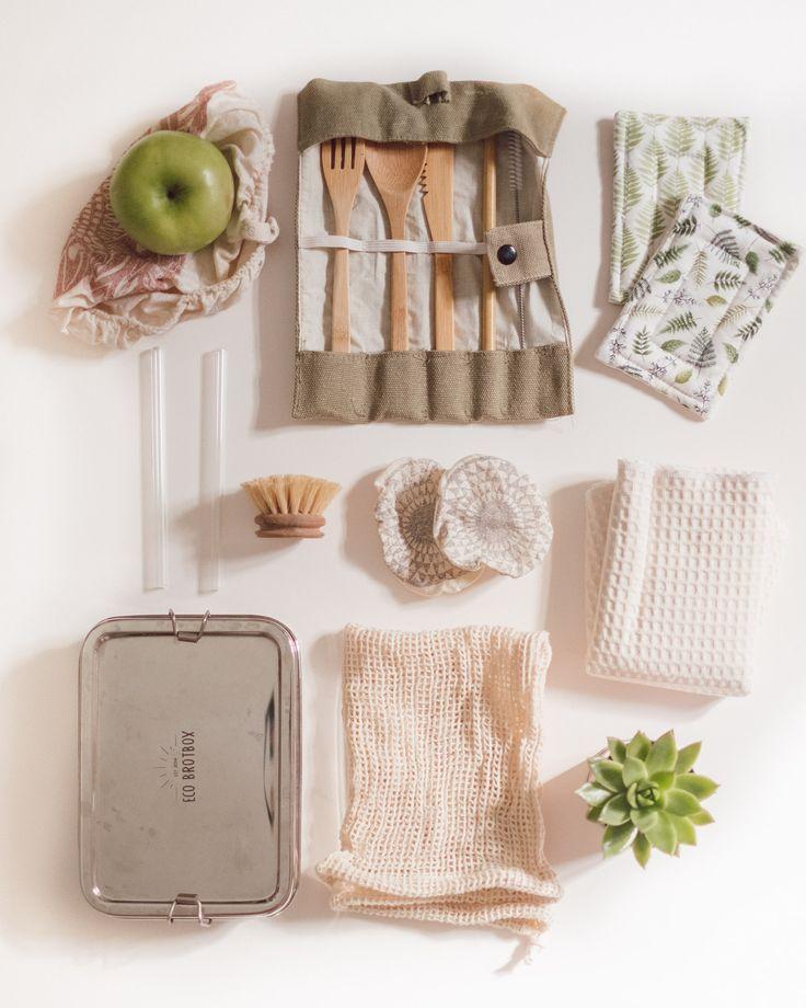 Zero Waste Helfer in der Küche & unterwegs