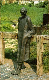 Varga Imre szobra