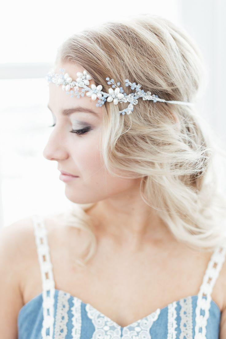 Photo © Maria Peltomaa Model Essi Headpiece Ariel - Ninka Muah Nina/Ninka
