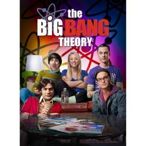 The Big Bang Theory dvd seasons 1-4.  These guys crack me up!  The writers' wit and the acting is brilliant.  Thoroughly laugh-out-loud entertainment.  Sadly (or happily, I'm not sure which) I can relate to the characters.