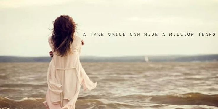 Fake Smile Quote
