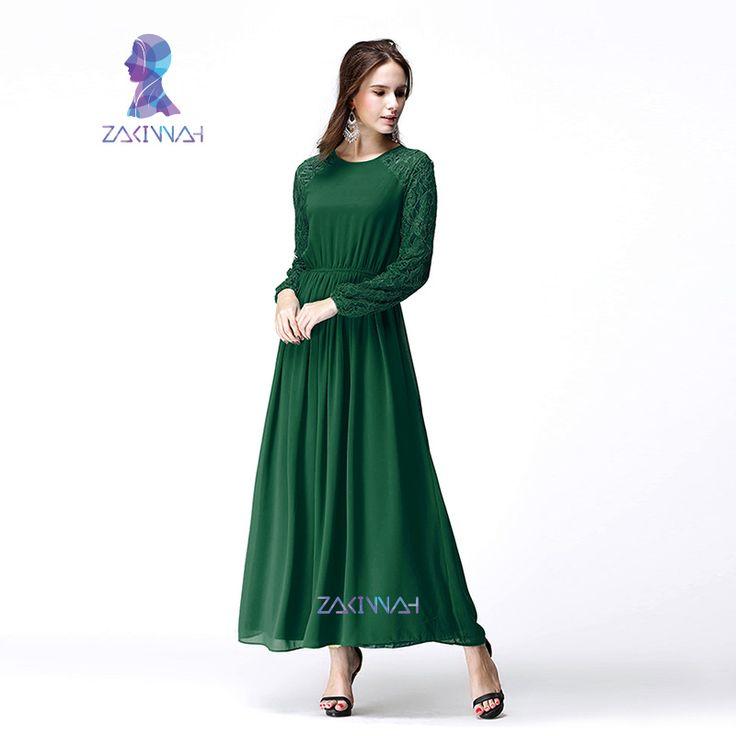 A009 womens moslim jurken for fashion women robe musulmane muslim clothing dress abaya turkish islamic fashion cotton abaya