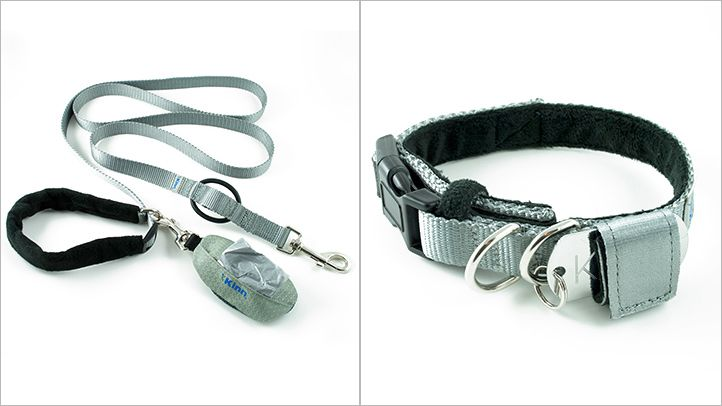 Kinn Kangaroo Leash and Koala Plush-Comfort Collar, $14.95-$29.95