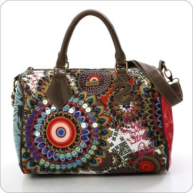 Desigual. This is a beautiful brand!